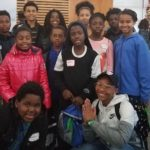 Ile Omode students at the Brothers Code event in December
