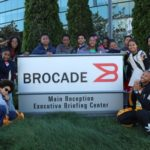 Students visited Brocade