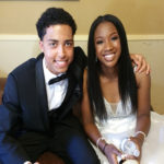 Barry and Maya before the junior prom