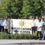 8th grade students visited Moreau in November