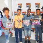 "Ile Omode middle schoolers received ""Best Picture"" awards"