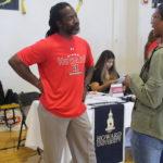 Baba Jahi sharing the wonders of Howard University