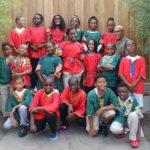 Ngola Nzingha (4th/5th grade) class