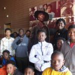"Students saw  the movie ""Harriet"""
